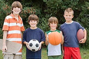 boys-with-sports-equipmen